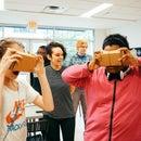 Futurando con realidad virtual
