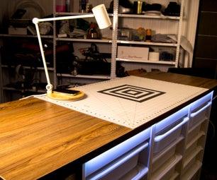 IKEA Hack: Practical Workbench