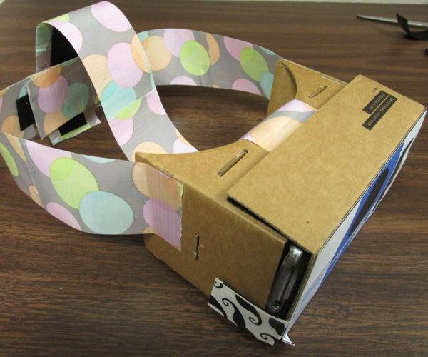 Adjustable Head Strap for DoDo Case Build Night