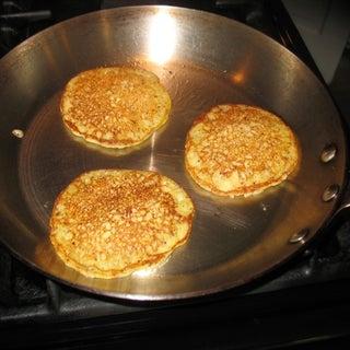 Old Fashion Pancakes (Single Serving)