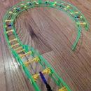 k'nex ball machine element micro rollercoaster track