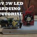 5V 3W White LED Module Usage Guide