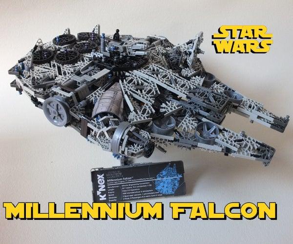 K'NEX Star Wars Millennium Falcon