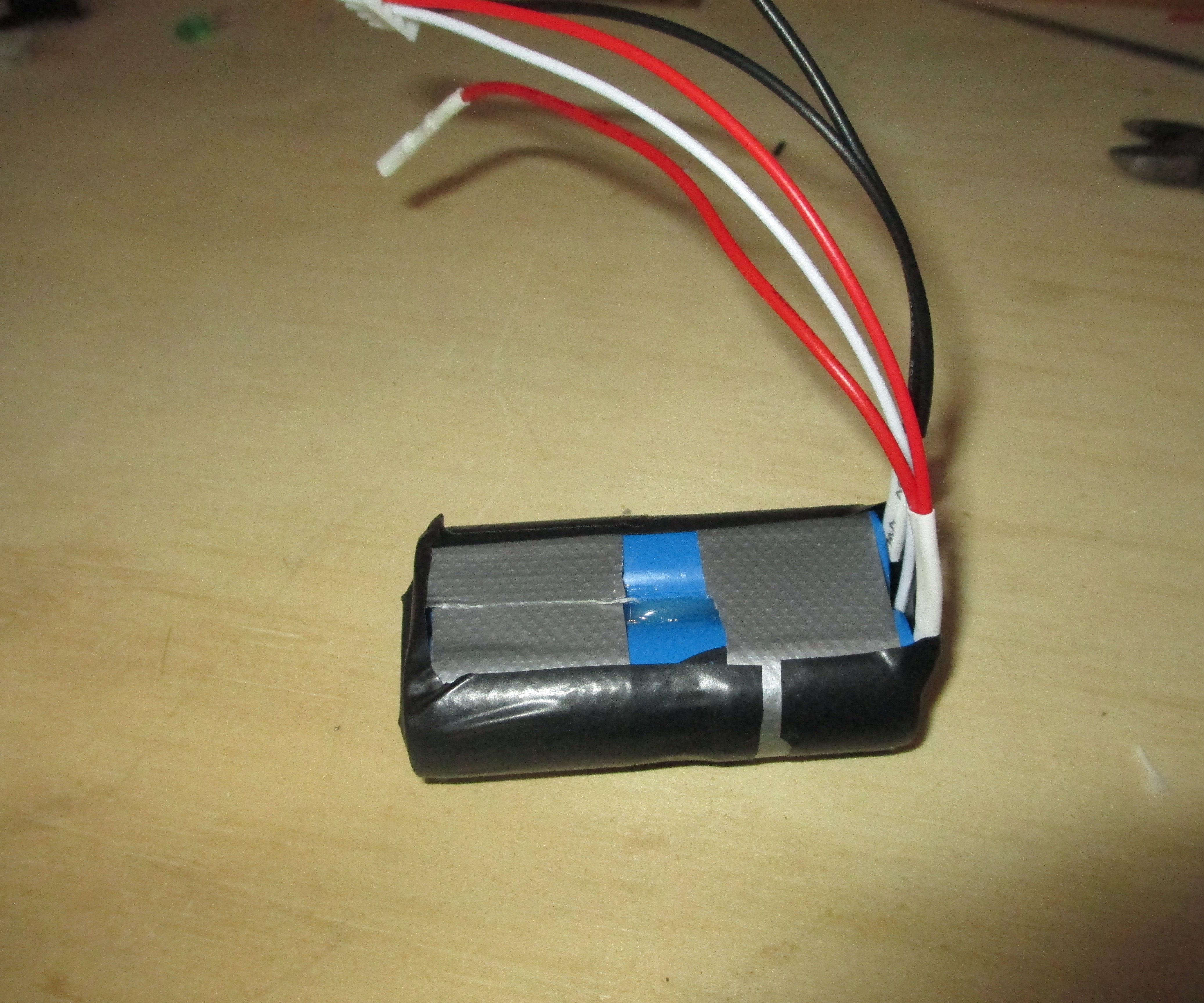DIY Multi-Cell Battery Pack