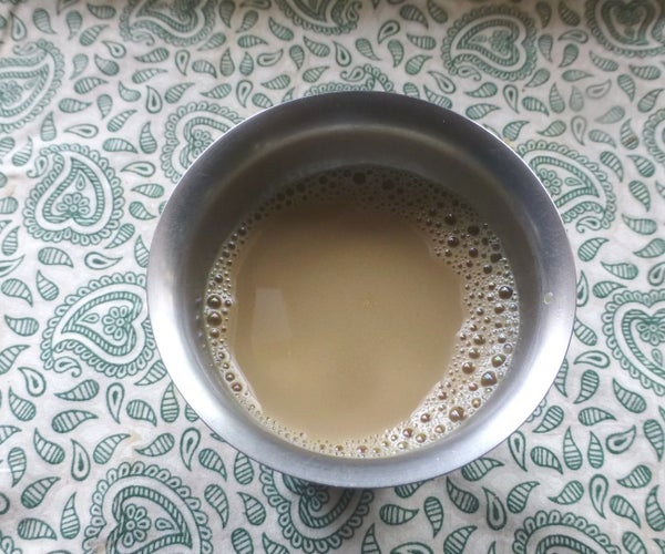 How to Make Filter Coffee, the South Indian Way