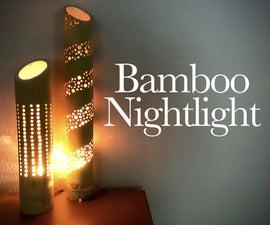 Bamboo Nightlight.