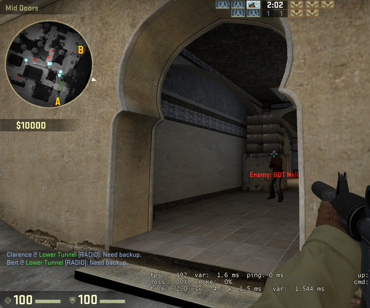 How to Effectively Peak and Place Your Crosshair in Counterstrike: Global Offensive