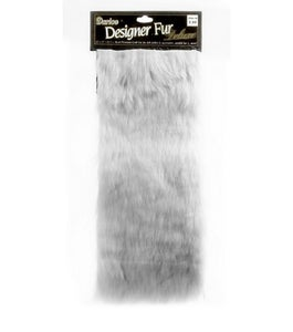 Fur Leg and Arm Cuffs