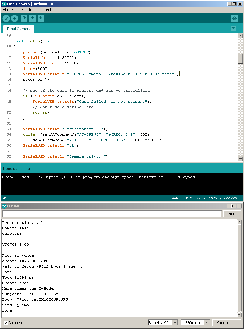 Device Programming