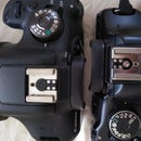 Generic Speedlite Hack for Canon EOS SL3 / 1500D