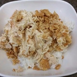 Chicken Ritz Casserole