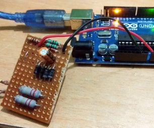 Arduino Mesure Accurate A.C Voltage Without Using Transformer.