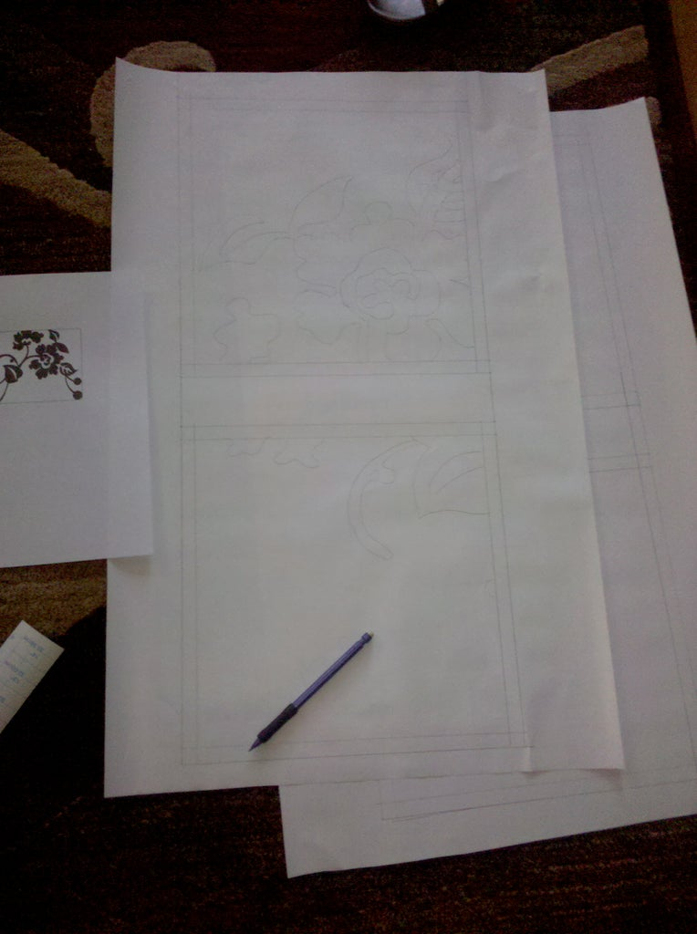 Get Your Design on the Paper.