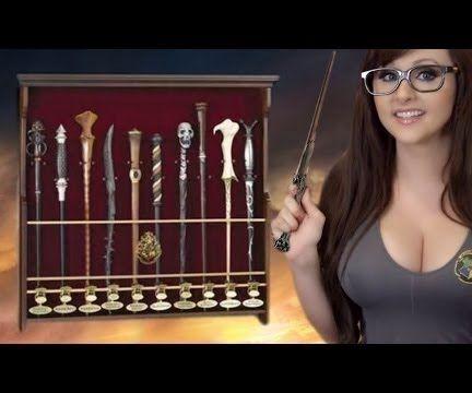 Harry Potter Wand DIY
