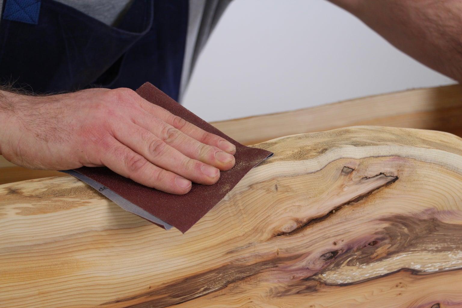 Choosing and Preparing the Wood