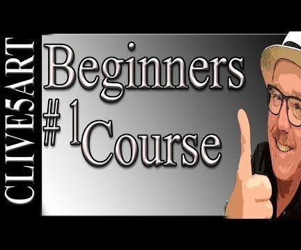 Lesson 1 in Acryilics