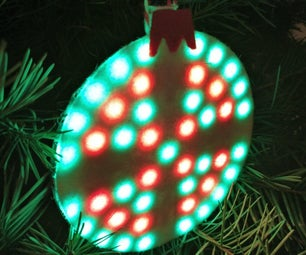 Neopixel LED环形装饰