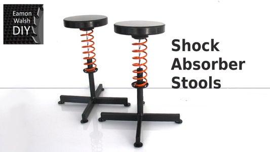 Shock Absorber Stools