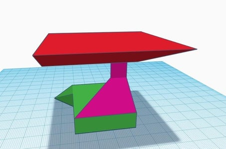 Assembly & Puzzle Stand