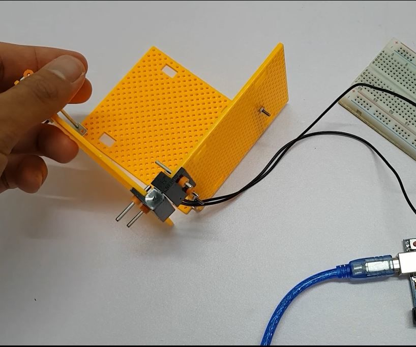 Tutorial: How to Make Door Alarm by Using MC-18 Magnetic Switch Sensor Alarm