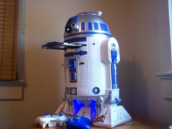 Star Wars R2-D2 Xbox 360