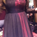 DIY ♦Harley Quinn-esque Dress♦