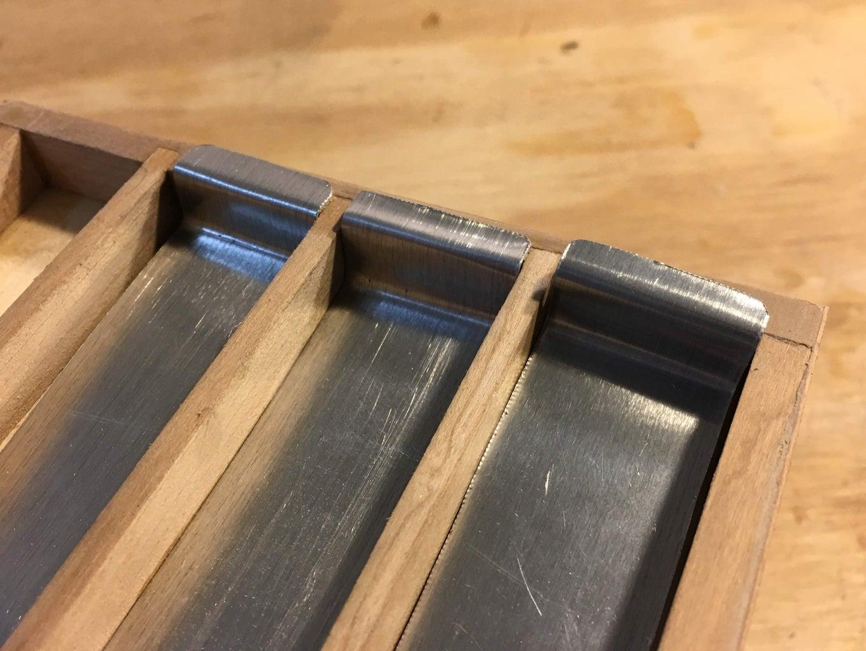 Metal Tray Inserts