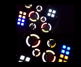 DIY MIDI CONTROLLER USB Plug & Play (UPGRADE NEOPIXEL RING)