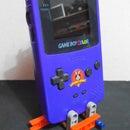 Simple K'NEX Gameboy stand