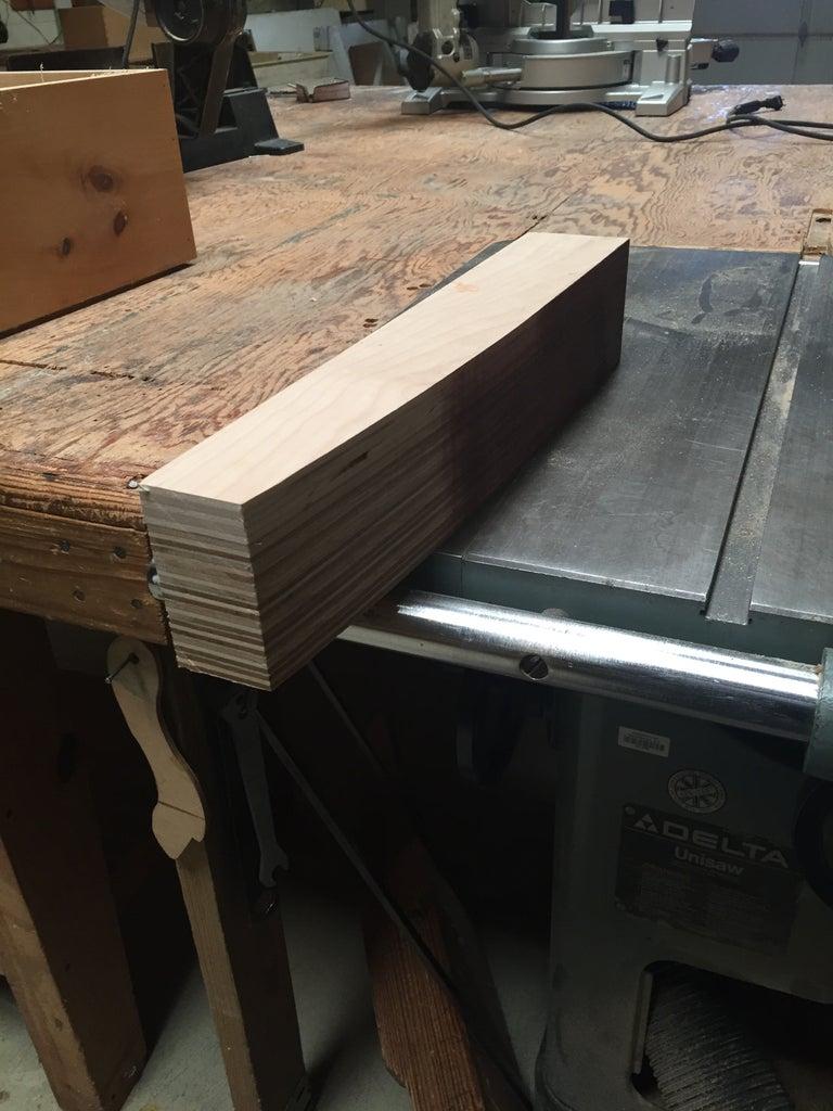 Plywood Stock