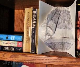 Turn a Signature Into Book Art Using Photoshop