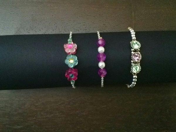 Make Bead & Chain Braclets
