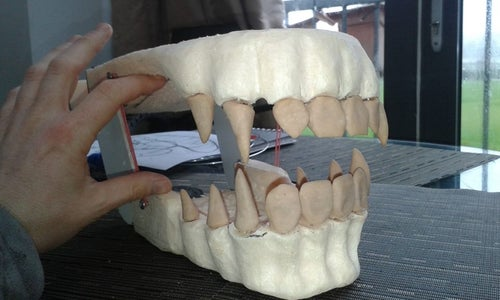 Step 1: the Jaw