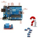 Connect Relays Than the Pins Available in Arduino