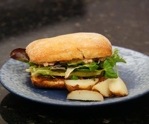 The BEST Tuna Sandwich OF ALL TIME