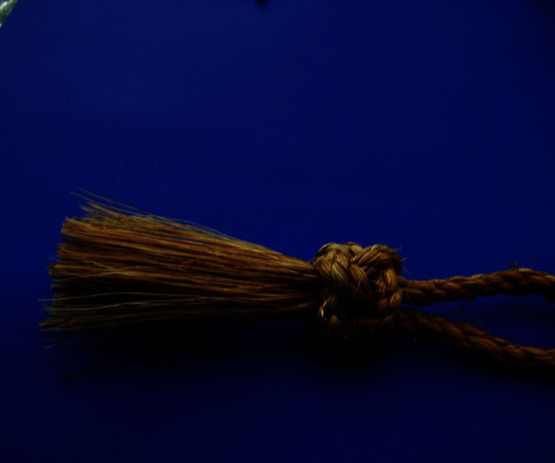 Marlinspike Lanyard Knot Whisk Broom