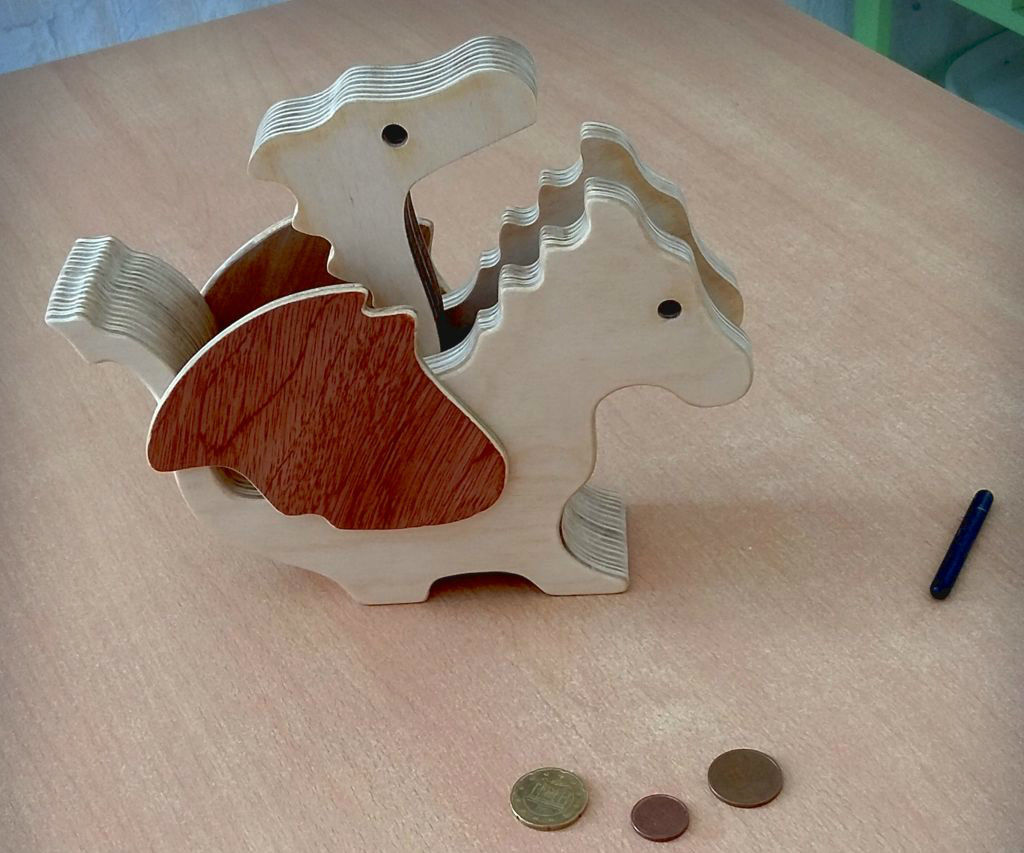 Dragon Piggy Bank