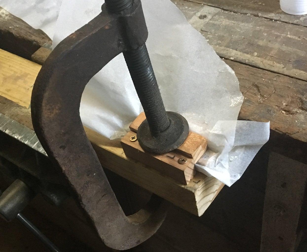Making the Micarta