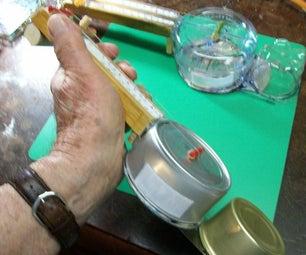 Micro Slide Bar Banjo