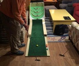 Executive Par 3 Golf Game