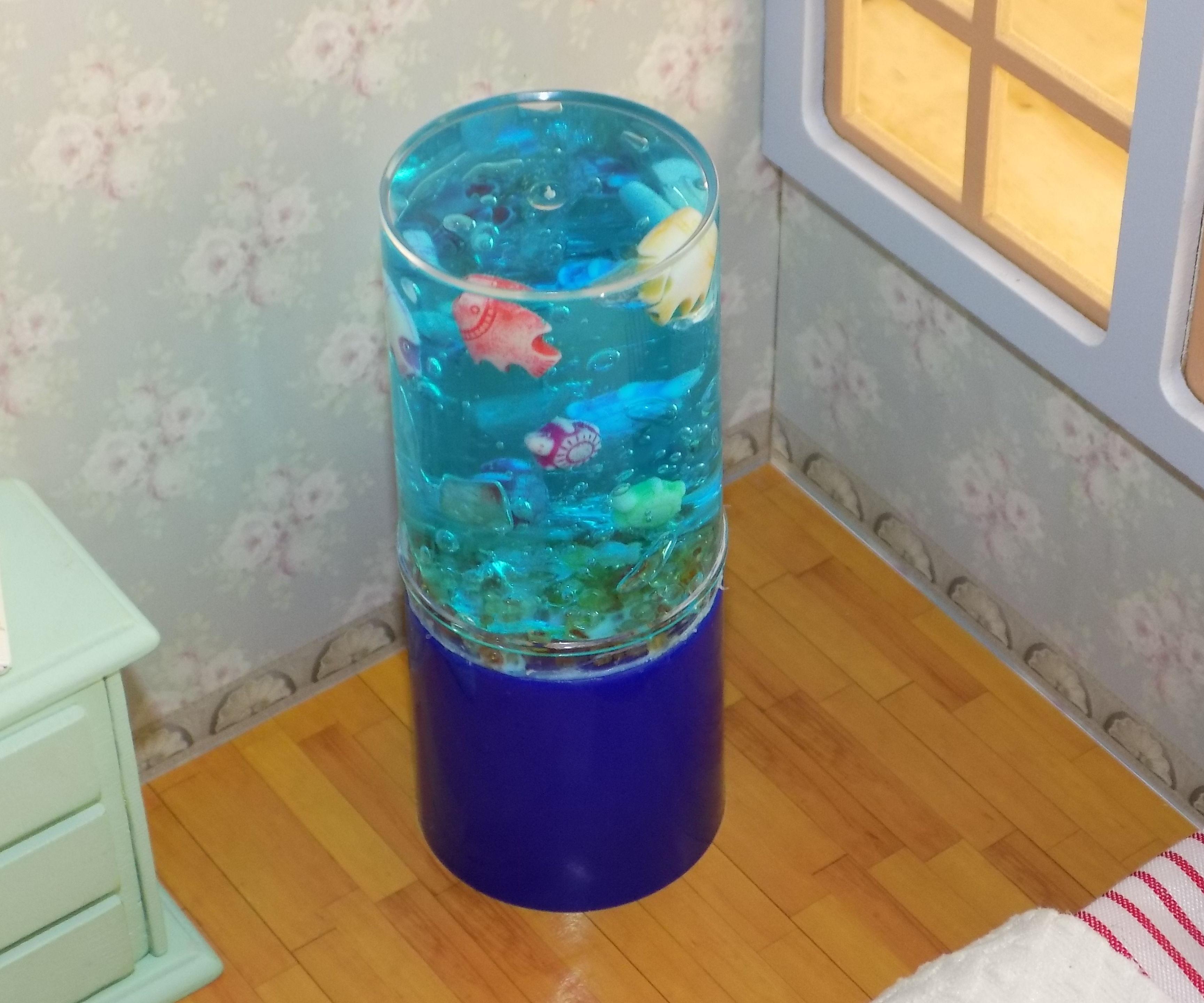 Diy Miniature Aquarium