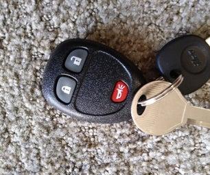 2013 Chevy Silverado Key and Fob Programming