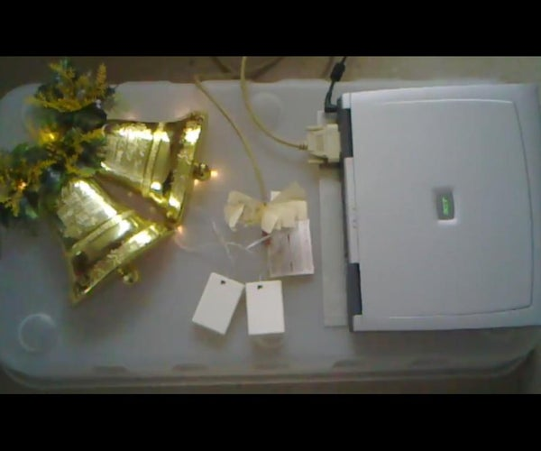 Control LEDs by Laptop or Other Computer