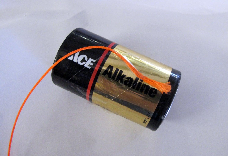 Prepare the Batteries