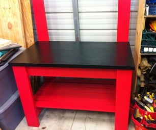 4hr $70 Workbench