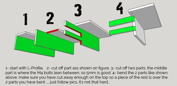 Step 3: the Toolrest