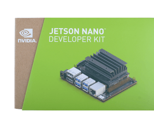 Unboxing of Jetson Nano & a Quick Start-Up for Two Vision Demo