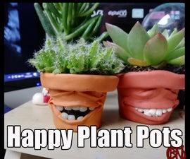 Happy Plant Pots
