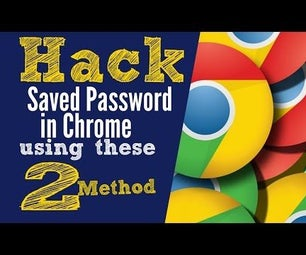 How to Hack Saved Password in Chrome Browser