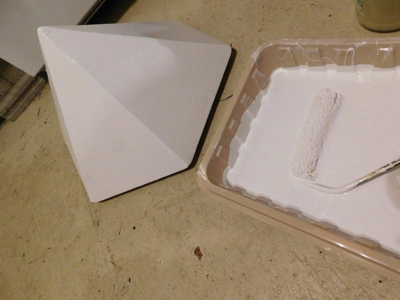 Sanding and Waterproofing